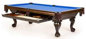 Hinesville pool table image 2